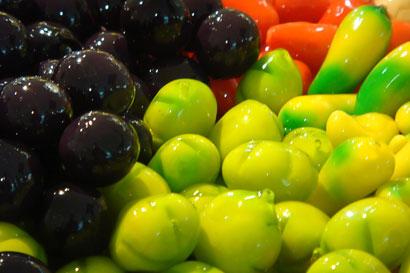 Fruit-shape dessert #8 650