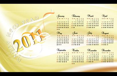 2011 Calendar 941