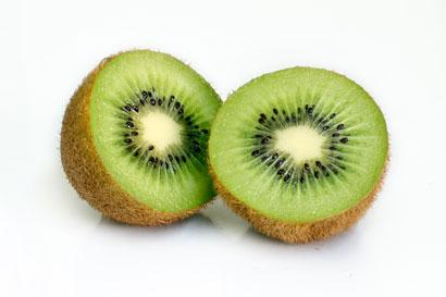 Sliced Kiwi Fruit 971