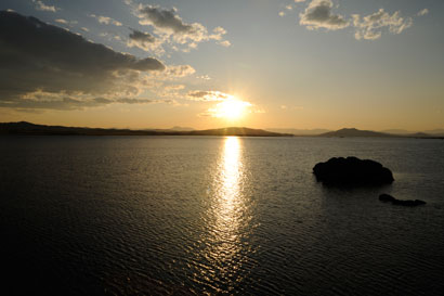 Sunset 843