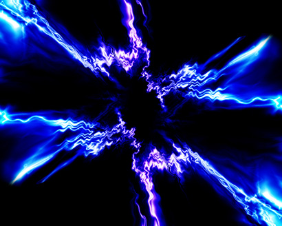 New Year 2012 Violet Blue Abstract Wallpaper Without Text 1029