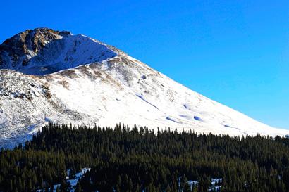 Snow Mountain 1018